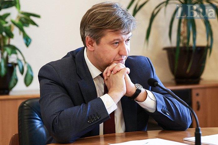 Алексанлр Данилюк