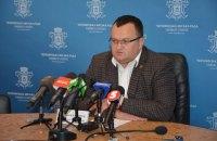 Чернівецька міськрада відправила у відставку мера Каспрука