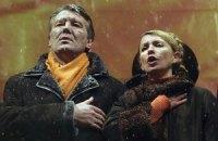 Ющенко: Тимошенко посадили справедливо