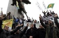 У Туреччині відбулися сутички між поліцією і прихильниками курдської автономії