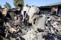 Из-за падения самолета на жилой дом на Филиппинах погибли 10 человек