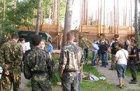 """Защитники незаконного строительства в парке """"Победа"""" назвали активистов """"посланниками Дьявола"""""""