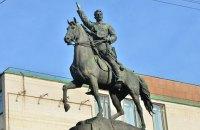 Националисты согласились повременить со сносом памятника Щорсу (добавлено фото)