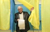 На материковій Україні проголосувало менше кримчан, ніж зареєструвалося