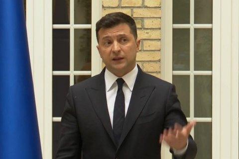 Зеленський прибув з робочим візитом до Польщі (оновлено)