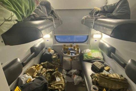 """Пассажиры, которые открыли стрельбу в поезде """"Константиновка - Киев"""", угрожали полиции огнем на поражение"""