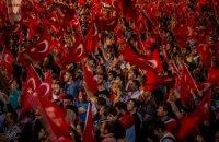 «Они называют это демократией, но всё, что им нужно, — это война»: Что говорят турки.