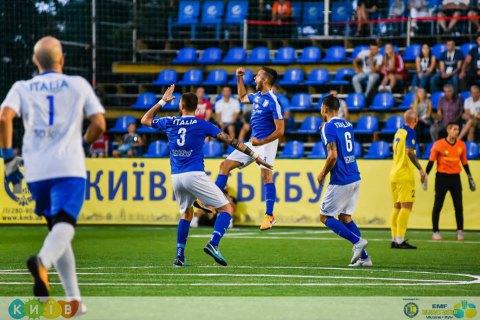 У Києві пройде чемпіонат світу з мініфутболу