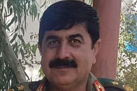 Командующий пограничными войсками Афганистана погиб при взрыве бомбы