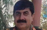 Командувач прикордонних військ Афганістану загинув під час вибуху бомби