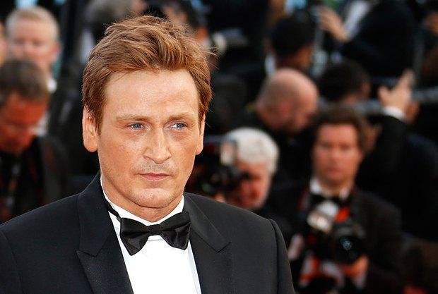 Французский актер Бенуа Мажимель