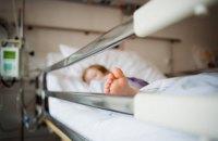 Двоє дітей з Чернівецької області перебувають у реанімації на ШВЛ