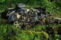 23-летний водитель Porsche Cayman разбился насмерть во Львове