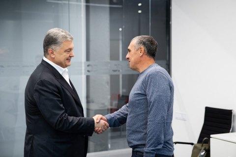 Освобожденный политзаключенный Панов: в российских новостях Порошенко называли главным врагом