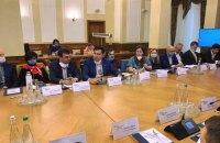 Саакашвілі з бізнесменами побував в Офісі генпрокурора