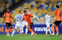 """""""Динамо"""" і """"Шахтар"""" увійшли в топ-10 за різницею гольових моментів серед усіх європейських клубів вищого дивізіону"""