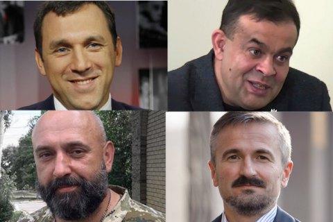ЦИК зарегистрировал еще 4 кандидатов в президенты