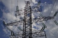Украина ограничила поставки электроэнергии в Крым
