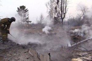 Кількість жертв пожеж у Сибіру зросла до 25 осіб
