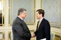 Порошенко и Митчел пришли к соглашению по ситуации на Донбассе