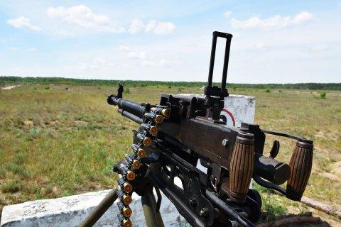 Российские наемники трижды обстреляли позиции ВСУ на Донбассе