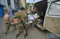 Боєць ЗСУ загинув на Донбасі в п'ятницю, ще один - поранений