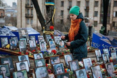 Кабмін виділив 294 млн на виплати сім'ям загиблих і постраждалим на Майдані