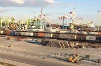 12 тысяч фур уйдут с трассы Киев-Одесса благодаря новому поезду MAERSK-ТИС