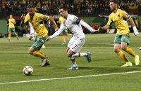 Покер Роналду забезпечив португальцям важливу перемогу в матчі відбору Євро-2020