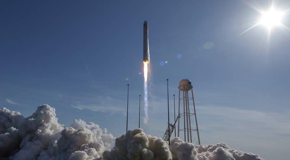 Американський космічний корабель Cygnus відправився до МКС