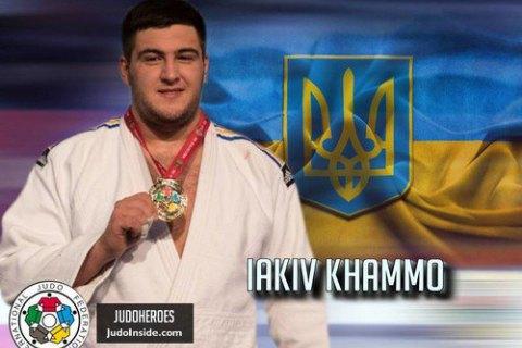 Україна завоювала дебютну медаль на Чемпіонаті світу-2021 з дзюдо