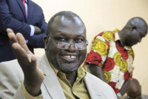 Лідер повстанців Південного Судану обійняв пост віце-президента країни