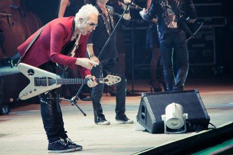 Scorpions отказались выступать на боксерском шоу в Севастополе