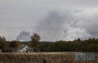 На территории 6-го арсенала продолжаются единичные взрывы, - ГосЧС