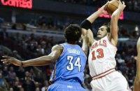"""НБА: Дюрант и Уэстбрук обыграли """"Мемфис"""""""