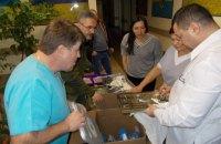 ПДМШ передав госпіталю в Кропивницькому хірургічні інструменти з Америки