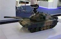 В Китае показали новый боевой танк