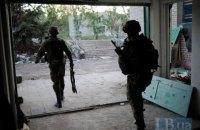 За сутки на Донбассе погиб один украинский военный, восемь ранены