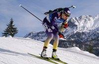 Підгрушна потрапила в топ-10 біатлонного спринту на Кубку світу в Ансі