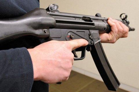 Нацполиция решила заменить автоматы Калашникова немецкими MP5