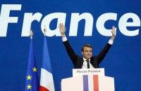 Франція. Крок до центру