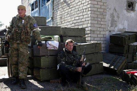 В результате обстрела со стороны боевиков Гранитное осталось без света