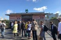 У Києві на станціях метро утворилися величезні черги через збій е-квитка (оновлено)