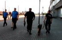 """Во время визита Порошенко в Николаев """"минировали"""" вокзал и порт"""