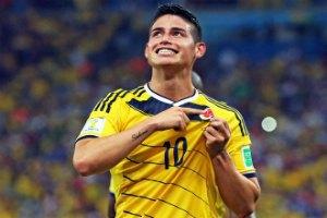 Хамес Родрігес забив найкрасивіший гол мундіалю