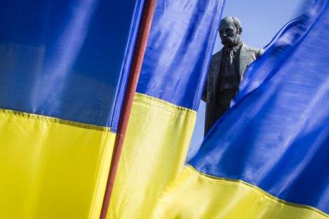 У Черкаській області пропав бронзовий пам'ятник Тарасу Шевченку