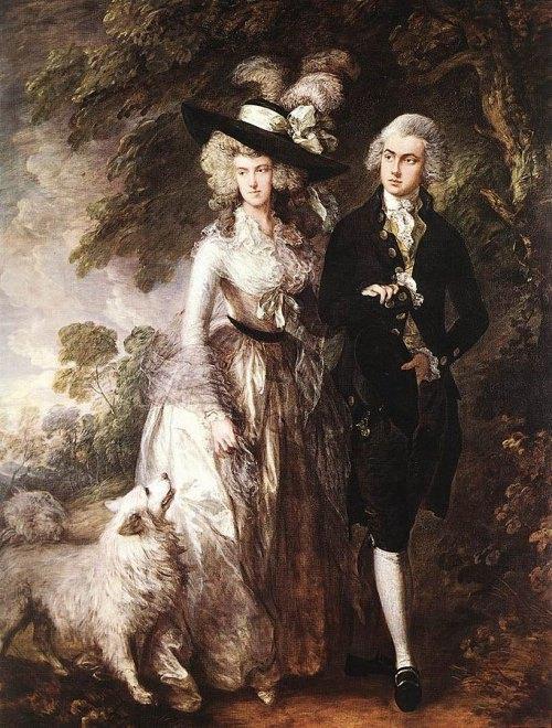Утренняя прогулка (1795)
