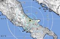 В Італії за один вечір сталися два землетруси