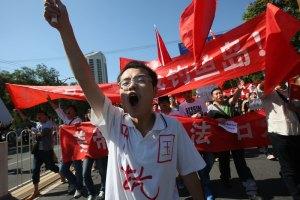 Японские компании закрывают предприятия в Китае