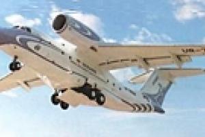 Украина профинансирует строительство двух самолетов Ан-74 для Ливии